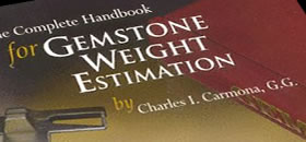 Gemstone Weight Estimation Handbook