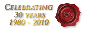 Celebrating 30 years gemstone and jewelry appraisal services