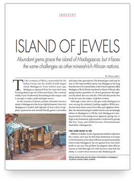 Island of Jewels